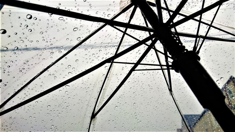 メリット・目的【1】車の乗り降りで雨に濡れたくない