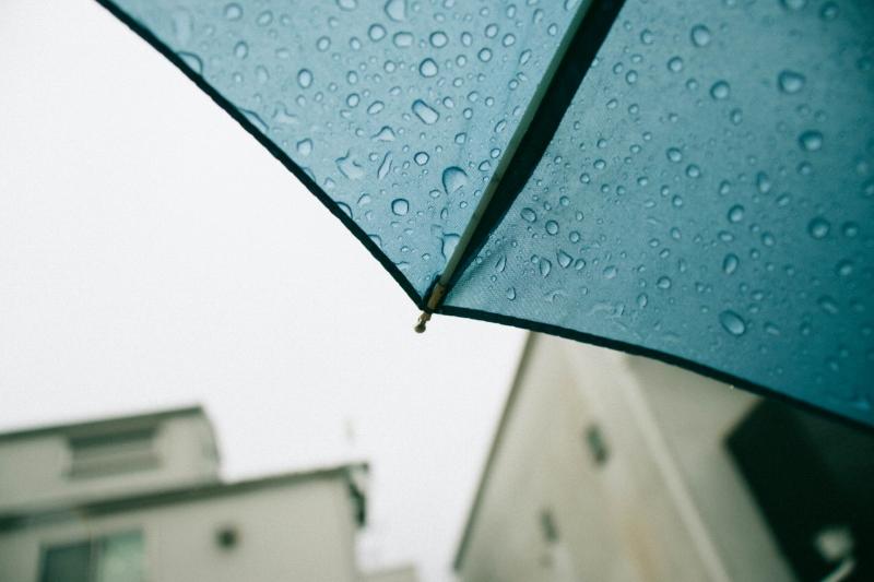 デメリット・後悔【2】台風の時には不安になる