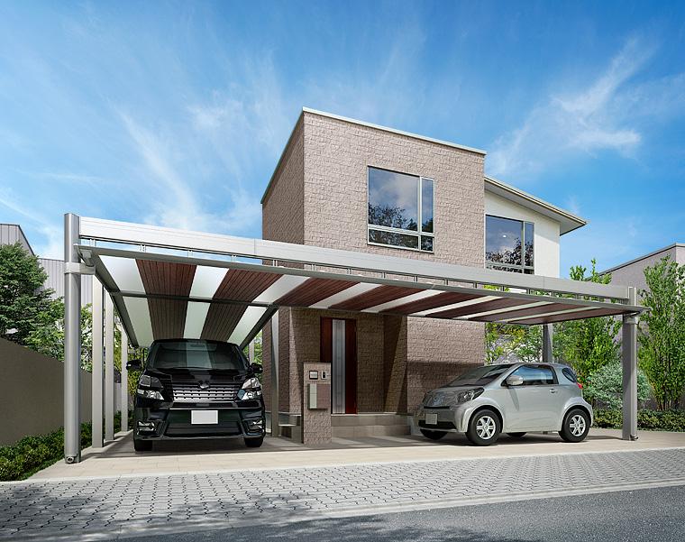 カーポートと駐車に必要な広さを把握する