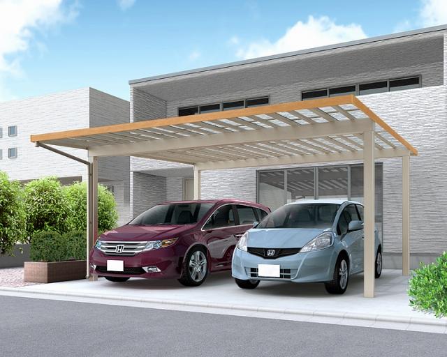 住宅デザインに合わせて選べる、本体と枠まわり色